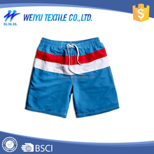 Young teen contrast color sexy boys swimwear from china
