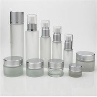 30ml 45ml 50ml beauty custom design glass jar