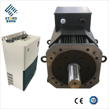 65kw ac permanent magnet synchronous servo motor with drive