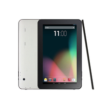 Made in China 10.1 inch Tablet PC, Tablette Computer, Android laptop with front and back camera
