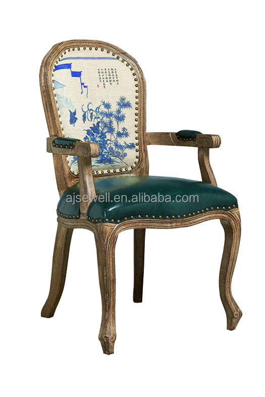 Home Decorate Armchair Antique Used Beauty Salon Furniture