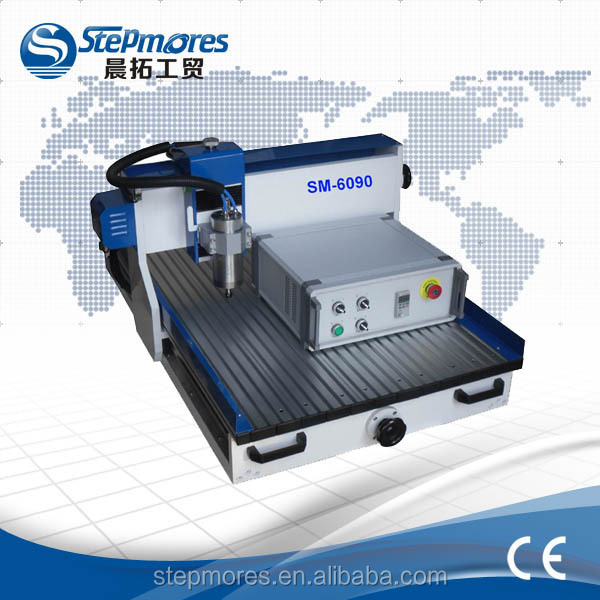 ready seller Plastic Sign Making Machine 4 axis stepper controller (600*900mm)