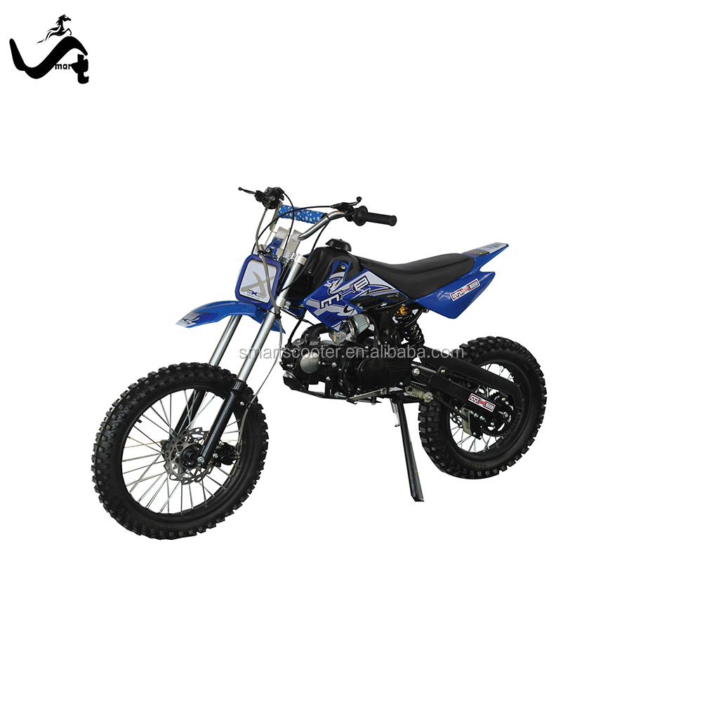 EEC EPA 49cc/110cc/125cc dirt bike