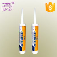 Silicon gel Adhesive Glue GP RTV Neutral Curing Fireproof quick drying Silicone sealants for stainless steel