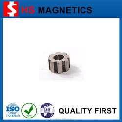 Special Shaped Permanent Alnico Rotor Magnet