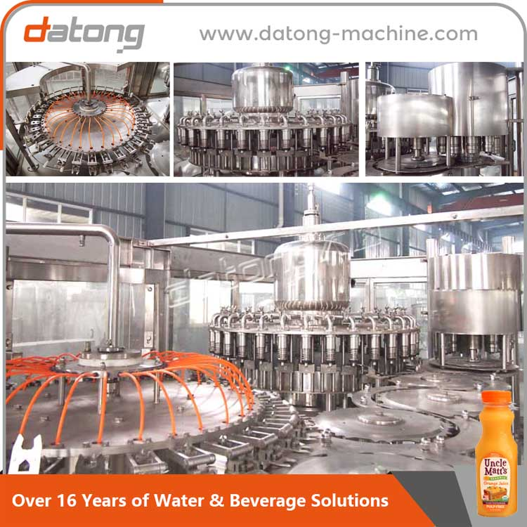 Professional complete carrot juice filling production line wholesale online