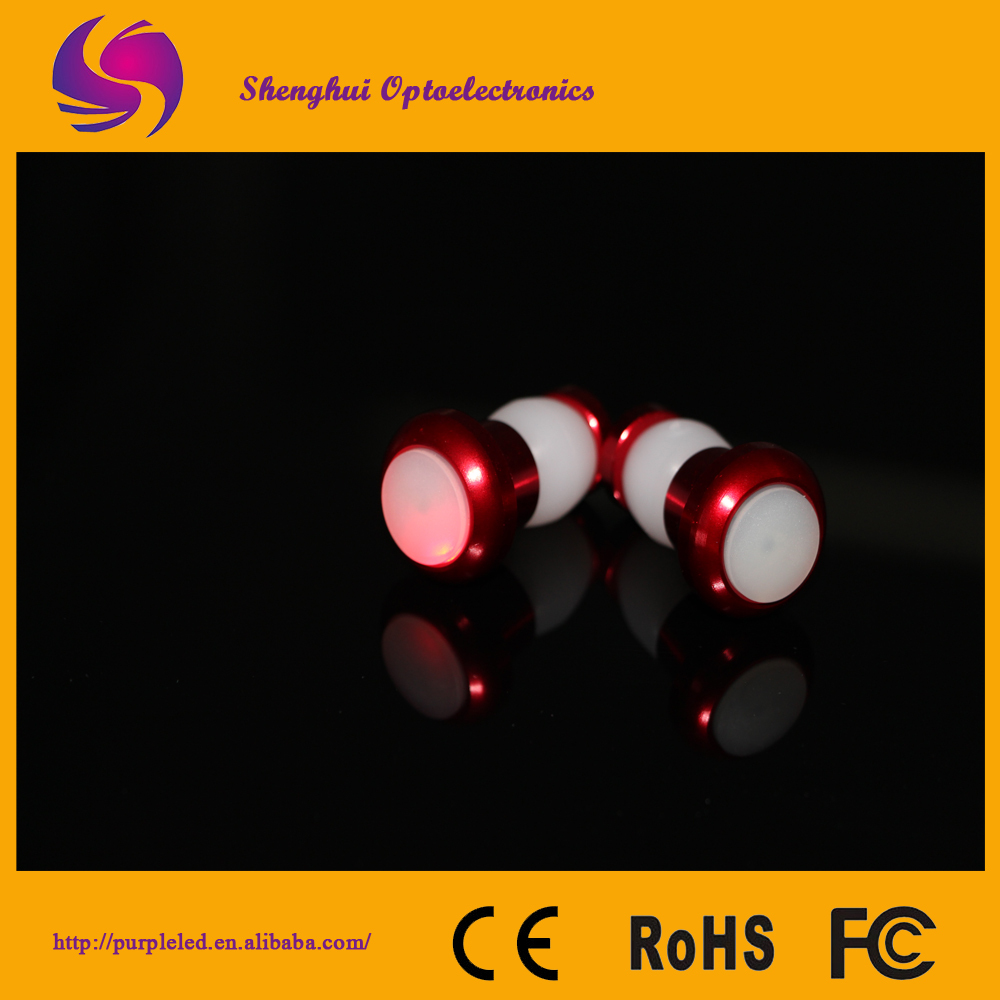 Battery Powered Led Bicycle Rear Lights Mountain Bike Warning Lights