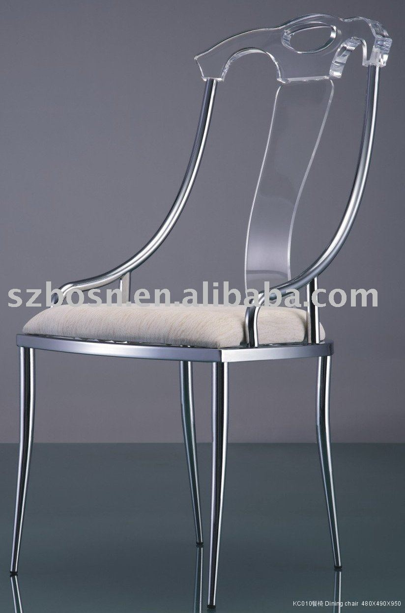 Sedia acrilica acrilico fantasma sedia plexiglass mobili for Sedie in plexiglass