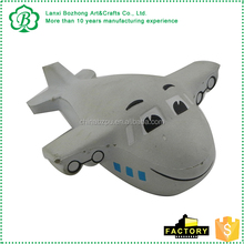 New arrival hot selling good looking polyurethane foam airplane