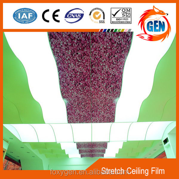 Factory supplying bathroom false ceiling material . With is 2.35 to 3.2 meters ,