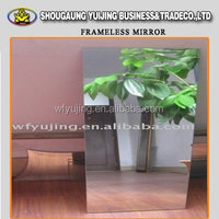 Float Glass Aluminum Mirror Glass and Sheet Glass Aluminum mirror, mirror, decor mirror