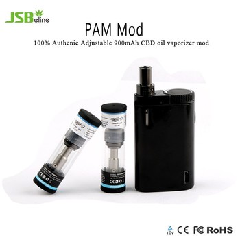 Best Chinses supplier PAM mod high quality adjustable & magnetic mini CBD vaping box mod