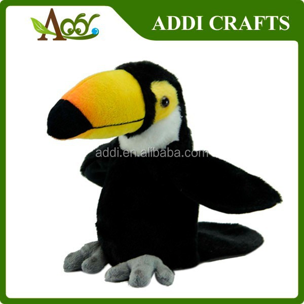 Custom High Quality Promotion Plush Bird