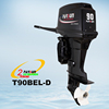 90hp 2 stroke outboard engine