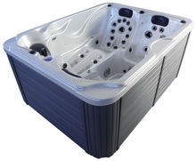 2014 Promotion Hot Tub Family Personal Sex Massage Baths spa