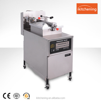 Fried Turkey Chicken Equipment Commercial Chicken Pressure Fryer