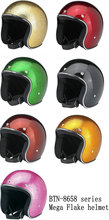 3/4 open face german motorcycle helmet hot selling