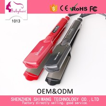 China Suppliers Low Price Professional Custom Fast Steampod Hair Straightener