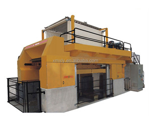 110KW multi blade stone block marble gang saw machine for sale