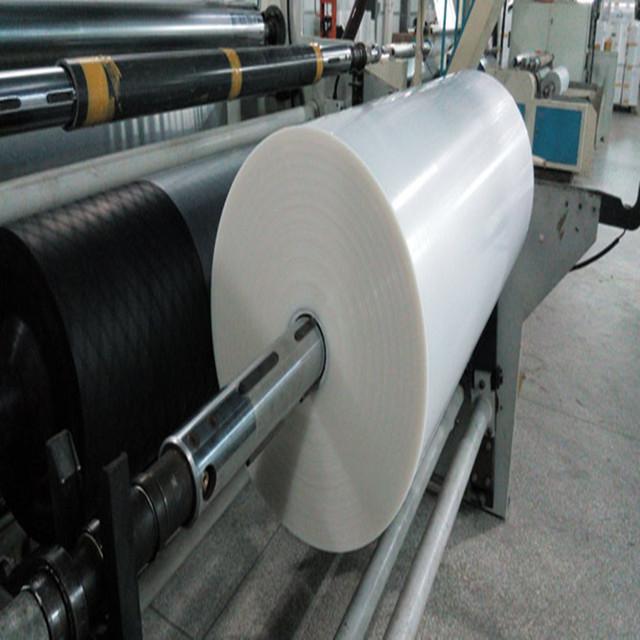 Biodegradable Hot Blue Plastic Film Cheap Price Transparent PE Film/Sheet for Hotel Use