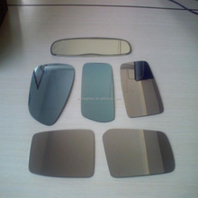 2mm high quality clear float glass convex mirror