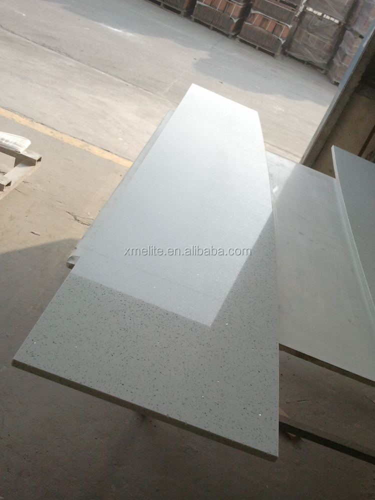 White Sparkle Quartz Stone Countertop Buy Sparkle Quartz