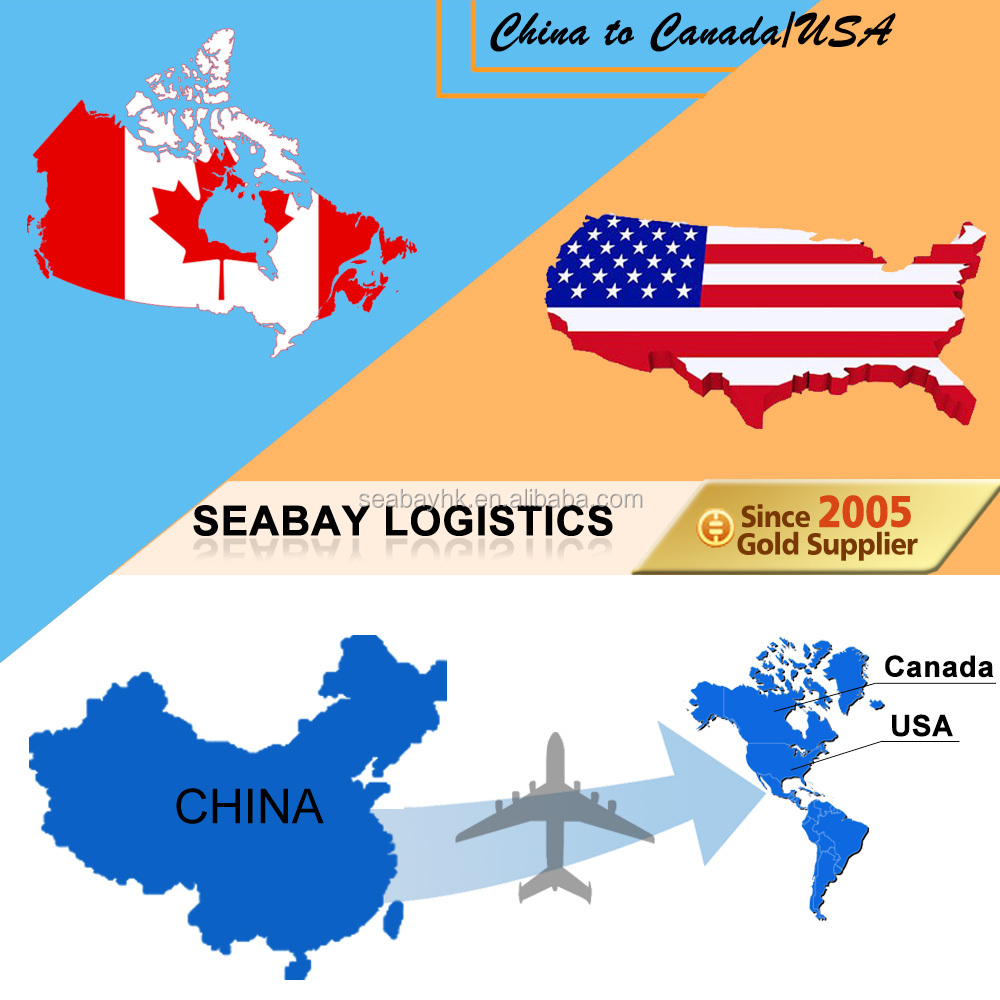 Cheap bulk air freight cargo to USA