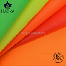 210d polyester fabric oxford fabric with pu coated / raincoat fabric