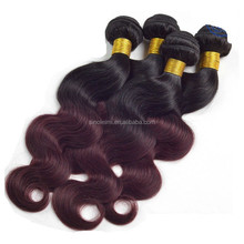 Body wavy hair weave for african americans/ AAA grade remy hair weft