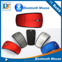 OEM folding wireless bluetooth mouse