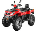 550cc V-TWIN Cylinder Automatic 4x4 4wheels independent suspension EEC Quad (TKA550E)
