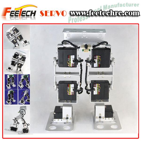 Робот на сервоприводах