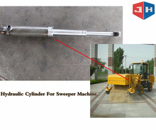 Sweeper Vehicles Double Acting Telescopic Hydraulic Cylinder For Sale