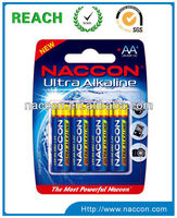 1.5v AA battery LR6 Alkalinebattery Dry Battery