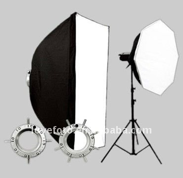High quality studio photo shoot equipment