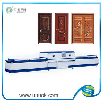 High precision bamboo laminating machine