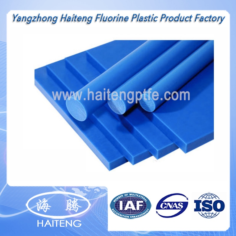 Haiteng Blue MC Cast Nylon Plastic Rod with Superior Quality