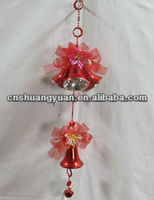 Christmas Plastic Decoration/ Christmas Bell
