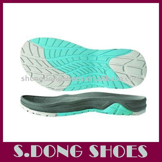 High quality beach slipper rubber sole raw material for shoe making