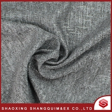 High quality durable using various luxury different kinds bronzing Silver powder coarser knit fabric