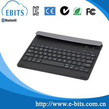 Custom silicone keyboard rotating bluetooth keyboard for iPad air