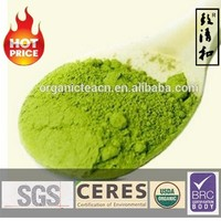 100% natural herbs extract green tea /matcha green tea powder factory direct supply suitable for cakes/drinks/ icecream