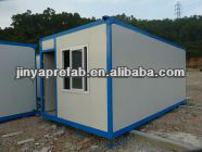 India modular office container