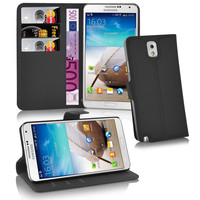 Premium Leather Wallet With Stand Card Slots Phone Case Cover For Samsung Galaxy Note 3