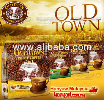 Oldtown White Coffee 2in1 Coffee & Creamer