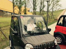 "JIAYUAN ""EIDOLA""FWD Drive and Left Steering off road electric vehicle"
