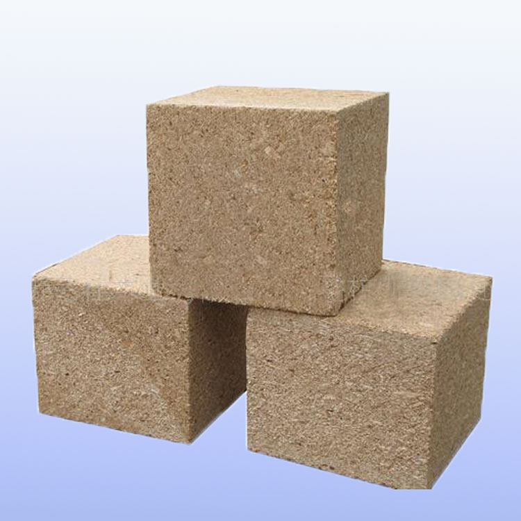 hot sale all kinds of wood sawdust block for pallet