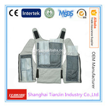 Wholesale summer PCM ice pack cooling vest
