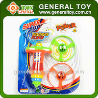 LED light up super spinning top toy
