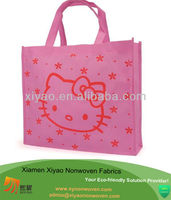 Reusable fancy shopping bag wholesale